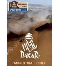 Rallye DAKAR 2011- testing the new collection