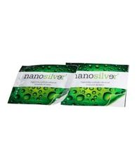 Antibacterial sanitary napkins - pocket / purse size (10 pcs)
