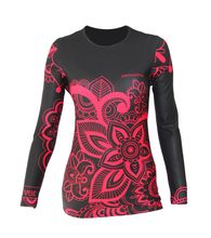Thermal T-shirt nanosilver - FLOWER