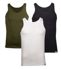 Man's Sleeveless top nanosilver CLASSIC