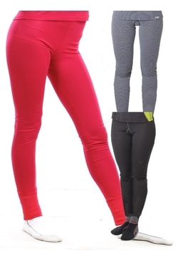 Ladies thermal underpants nanosilver