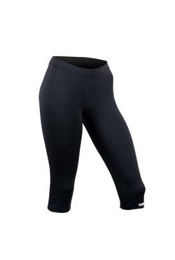 Women's 3/4 leggings ACTIVE black