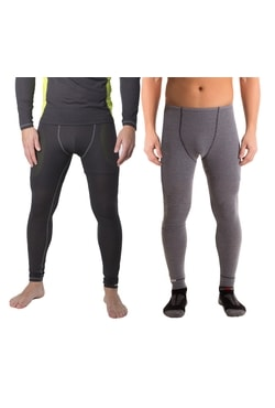Man's  thermal underpants nanosilver