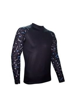 Man's thermal T-shirt nanosilver SKI