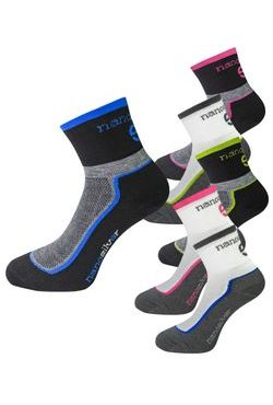 BIKE socks with molecules of silver