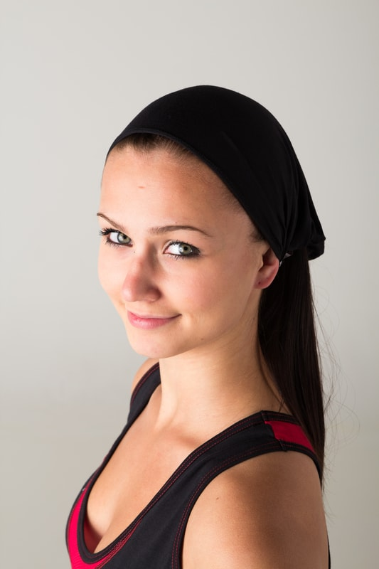 Multifunctional headband - scarf