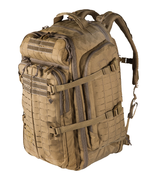 Batoh TACTIX 3-DAY First Tactical 62 l - Coyote Brown