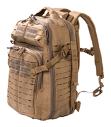 Batoh TACTIX 0.5-DAY BACKPACK First Tactical 27 l - Coyote