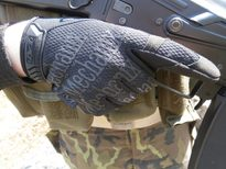 Recenze - rukavice Mechanix Wear Original - od týmu Dead Squad
