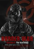 Stane se: Border War 8 - The Warchief - 22.-24.4.2016, Ralsko