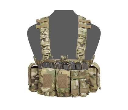Chest Rig Falcon Warrior Assault Systems - Multicam