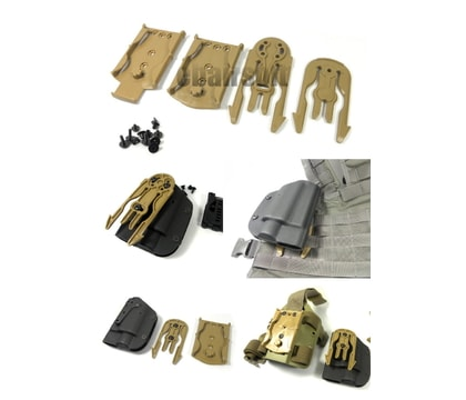 Držák Quick Locking Set - Desert