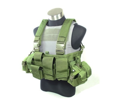 Chest rig ve stylu LBT 1961A - Oliva