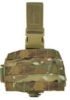 Stehenní panel MOLLE - MultiCam