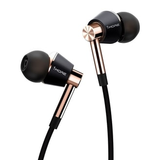 1MORE Triple Driver In-Ear Gold