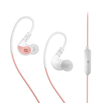 MEE audio X1 coral / white
