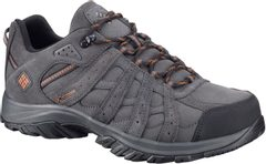 Columbia Canyon Point Leather Omni-Tech dark grey, bright copper 1813171089