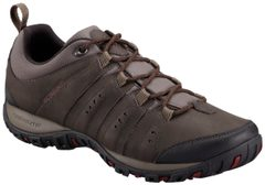 Columbia Woodburn II Cordovan/Garnet Red 1553021231