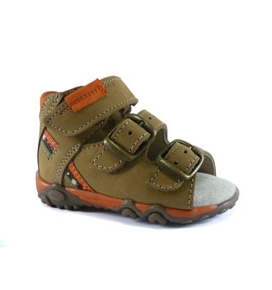 4b473f2b1a6d Dětské sandály Essi s plnou patou - Letní