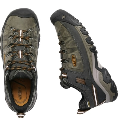 KEEN Targhee III WP M black olive/golden brown 1017784