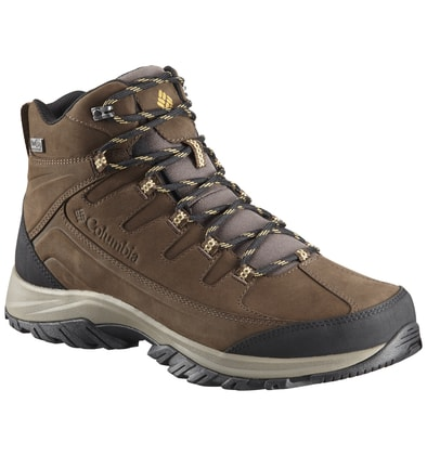 Columbia Terrebonne II Mid OD mud, curry 1791051255