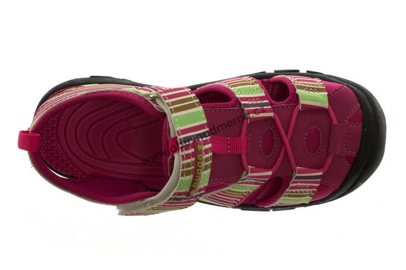 d3cb4ef088 Dětské sandály Bugga růžové B017 - Letní