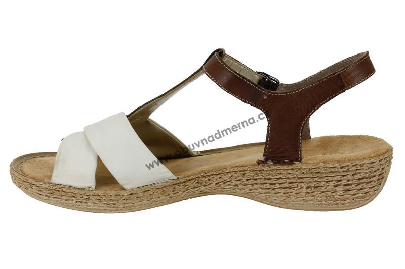 0282321a7f57 Páskové boty Rieker hnědé Páskové boty Rieker hnědé ...