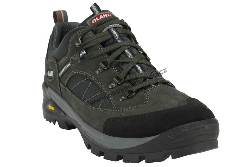 ff0496dc2f Nadměrné boty Olang Pieve.TEX - 816 antracite - Sportovní