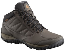 Columbia Ruckel Ridge Chukka WP Omni-Heat cordovan, bright 1791041231