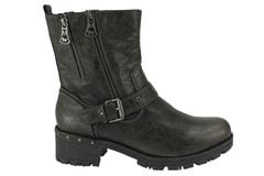 1c0fa73030e2 Nadměrné kotníkové boty Mustang graphit 1283-502-259