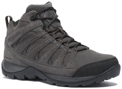 Columbia Redmond V2 LTR MID WP Dark Grey, Madd 1872181089