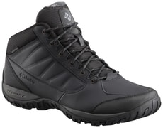 Columbia Ruckel Ridge Chukka WP Omni-Heat Black, Dark Gre 1791041010