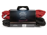 Bondážní lano Fifty Shades of Grey Bondage Rope Twin Pack 5 m