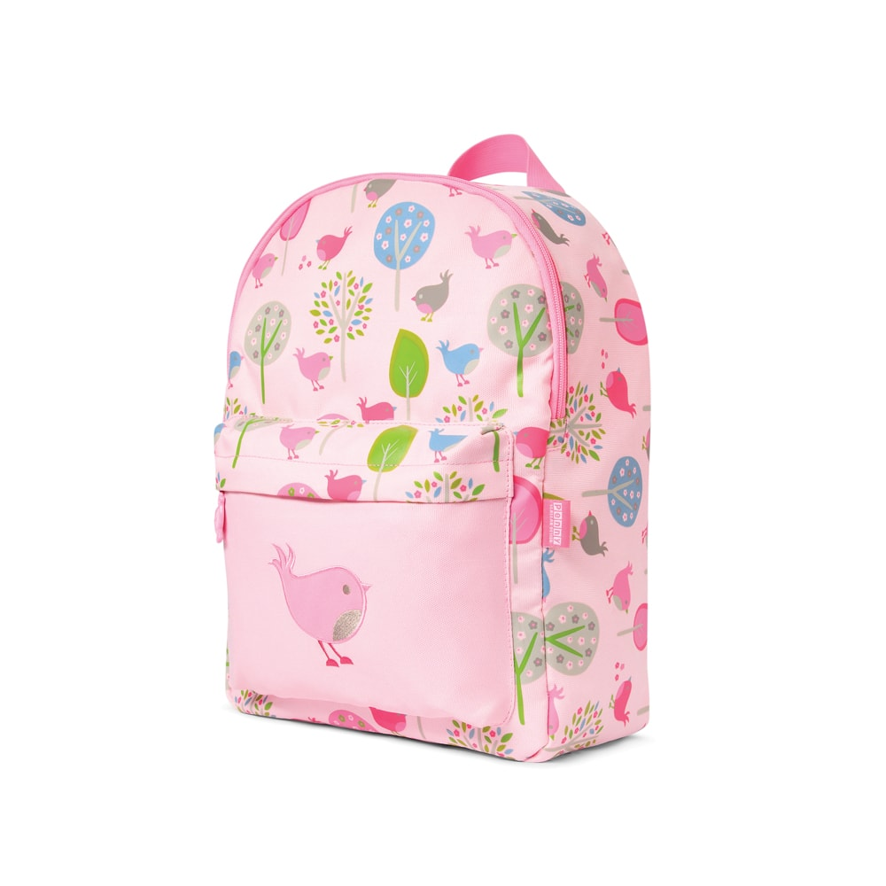 Dětský batoh vel. L - ptáčci
