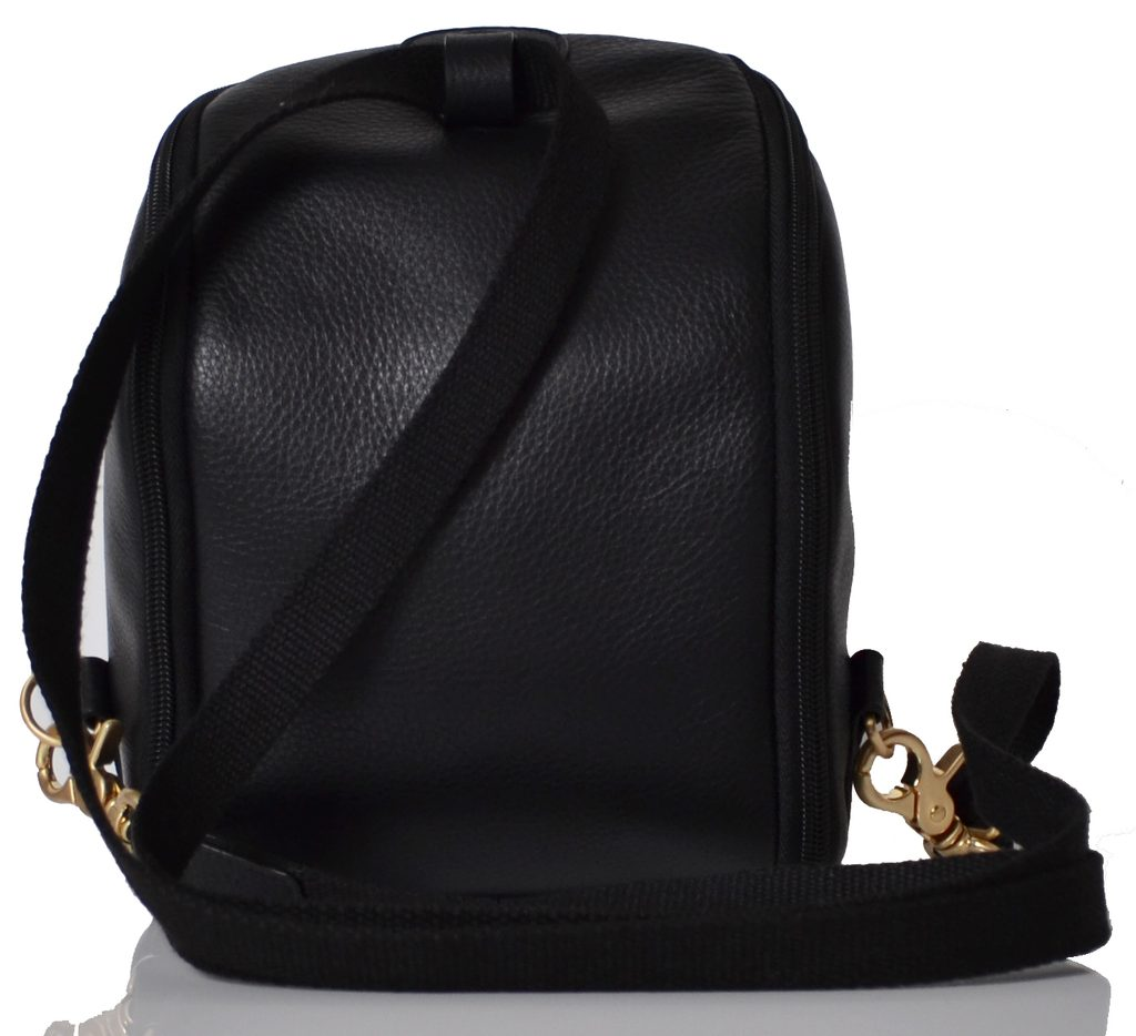FREEDOM černý batůžek pro maminky
