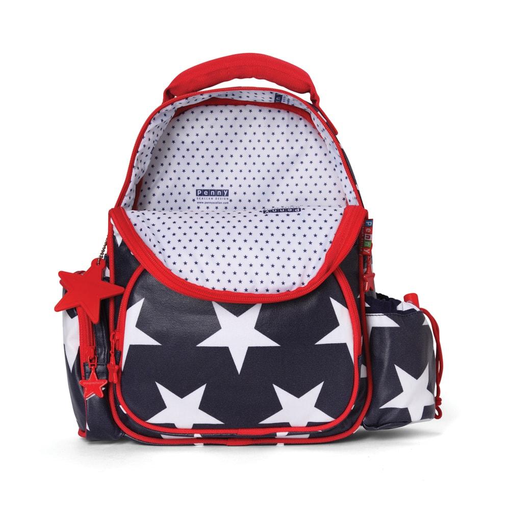 Dětský batoh střední - hvězdy