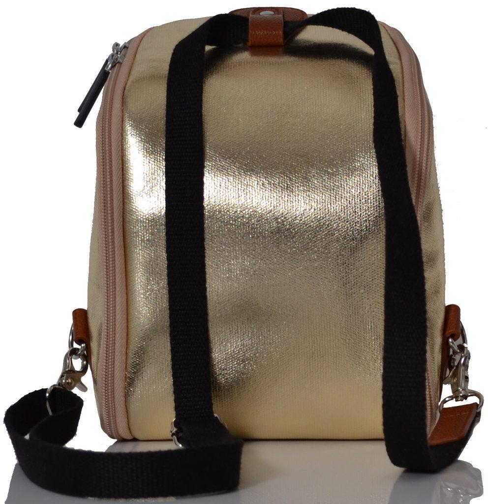 FREEDOM zlatý batůžek pro maminky