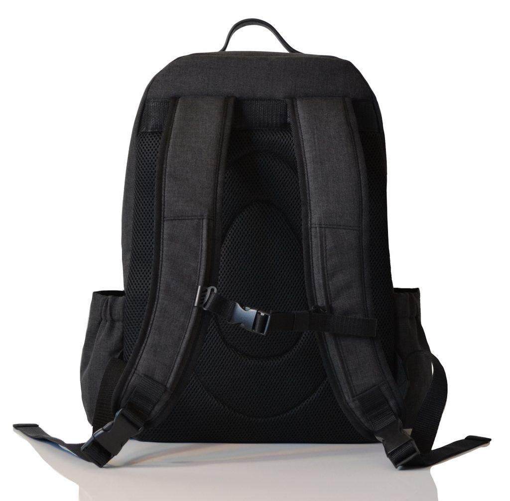 PICOS černý - přebalovací batoh