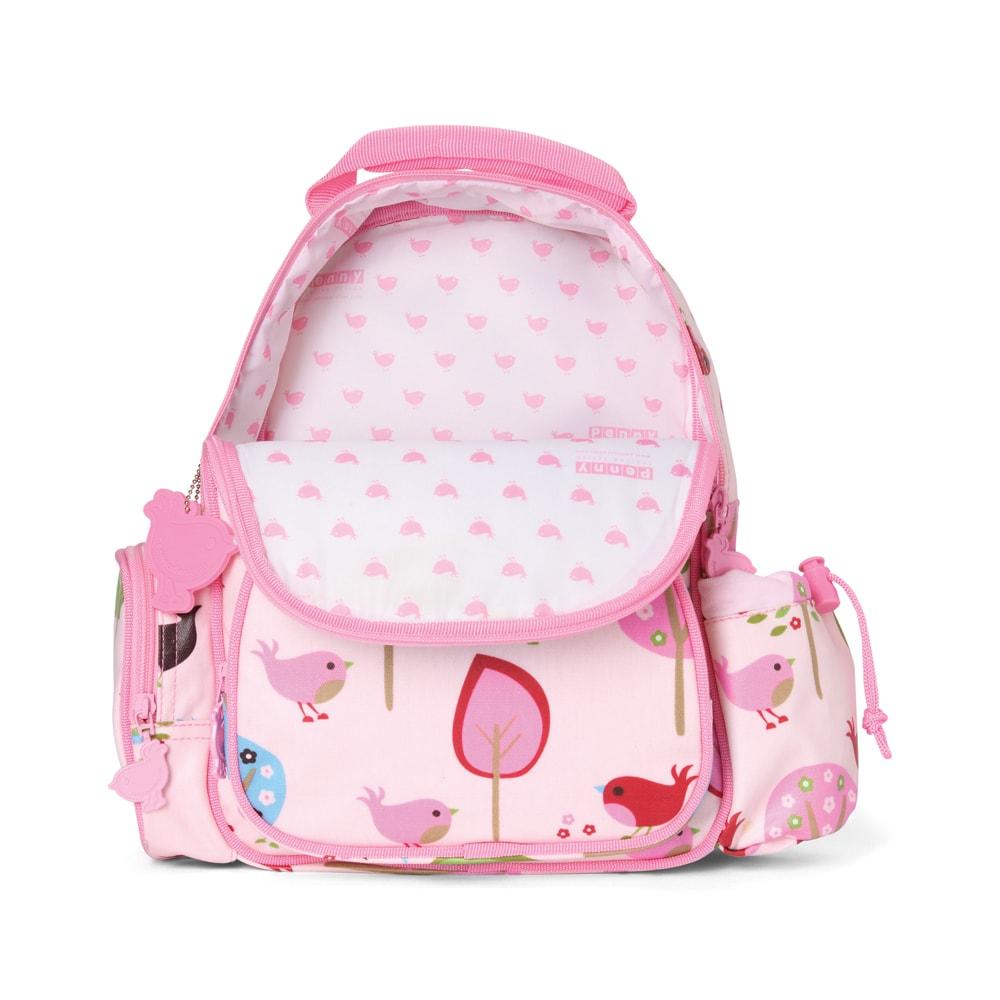 Dětský batoh střední - ptáčci