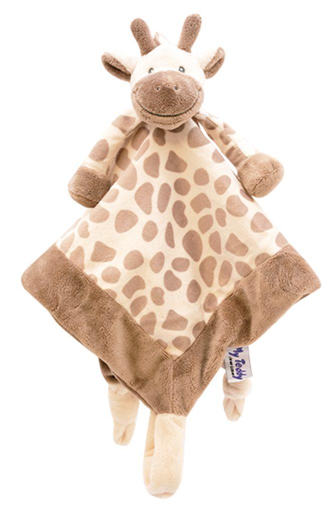 Moje žirafa muchláček