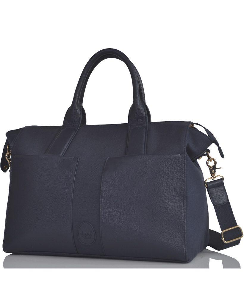 CROYDE navy - přebalovací taška