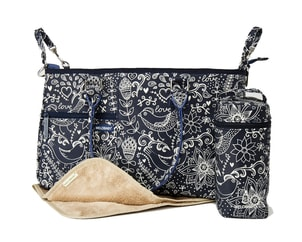Melotote LOVE deep blue