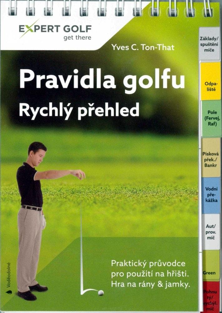 Dinfo Pravidla golfu 2016-2019 - praktická příručka