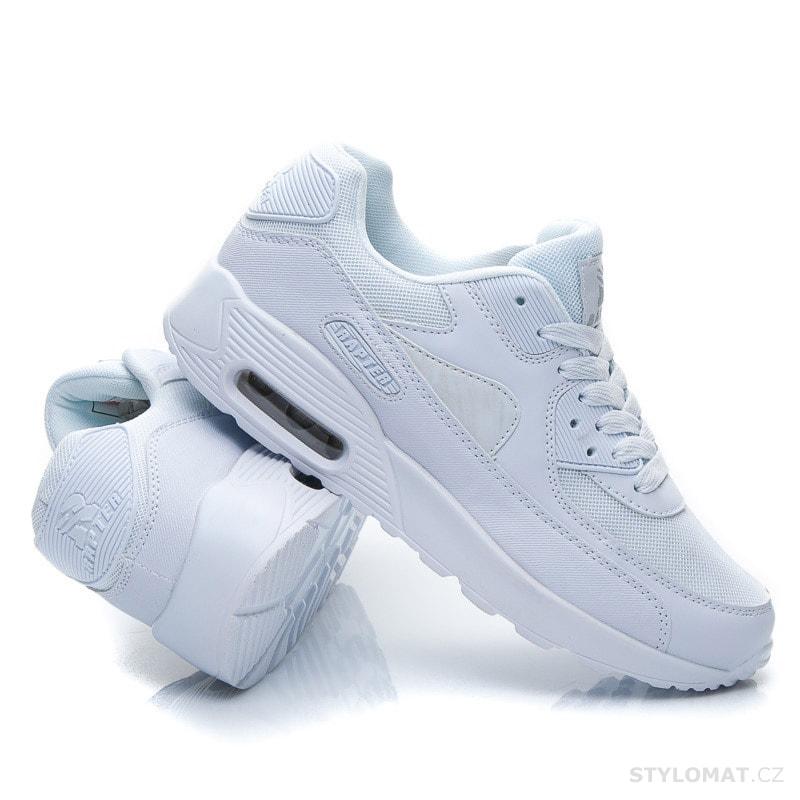 20c938455fc4 Bílé boty inspirované Air Maxy - RAPTER - Tenisky