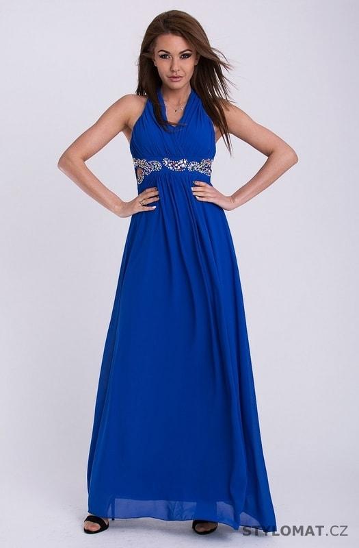 f6599a82baee Dlouhé plesové šaty modré - YNS - Dlouhé společenské šaty