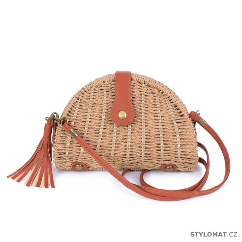 2f105be447 Malá slaměná kabelka - Art of Polo - Dámské kabelky a tašky