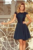 7d4353f2d5e8 Společenské luxusní šaty na svatbu pro maminky
