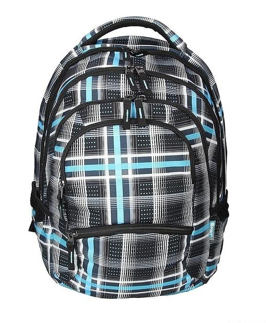 982f9476bd EMIPO SHOP - Studentský batoh SPIRIT HARMONY 04 černá - Studentské batohy -  SPIRIT