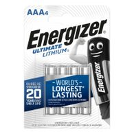 ENERGIZER L92 AAA/BL4 LITHIUM