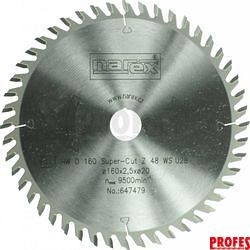 Super Cut HW D 160 Supercut Z 48 WS